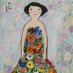 en flor Eva Armisén