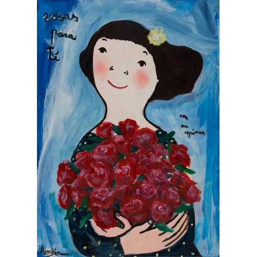 Rosas para ti Eva Armisén